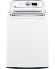 GE Profile Harmony 4.5 DOE cu. ft. stainless steel capacity washer