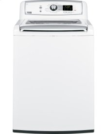 GE Profile Harmony 4.5 DOE cu. ft. stainless steel capacity washer