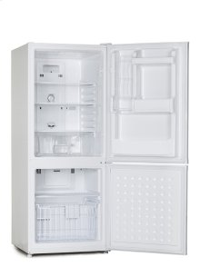 Bottom Mount Frost Free Freezer / Refrigerator