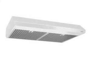 """Sahale 30"""" 300 CFM 1.2 Sones White Range Hood ENERGY STAR® certified"""