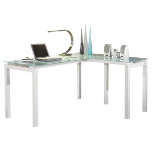 "Ashley FurnitureSIGNATURE DESIGN BY ASHLEBaraga 61"" Home Office Desk"