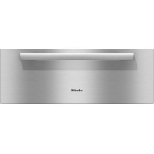 MieleESW 6580 30 inch warming drawer with 10 13/16 inch front panel height with the low temperature cooking function - much more than a warming drawer.