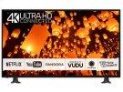 "Panasonic 50"" Class (49.5"" Diag.) 4K Ultra HD Smart TV CX400 Series TC-50CX400U - BLACK Product Image"