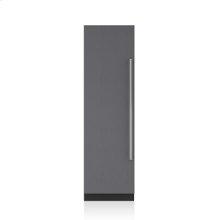 "24"" Designer Column Refrigerator/Freezer with Ice Maker - Panel Ready"
