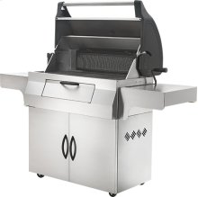 Charcoal Professional Grill Stainless Steel