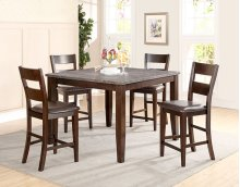 Blue Stone Pub Dining Set