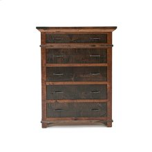 Glen Falls - 5 Drawer Dresser