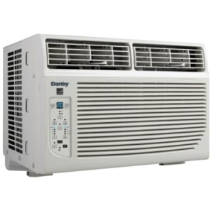 DanbyDanby 8,000 BTU Window Air Conditioner with Follow Me Function