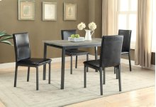 100611 Garza 5PC Dining Set