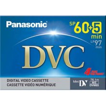 65 Minute MiniDV Tape, 4 Pack