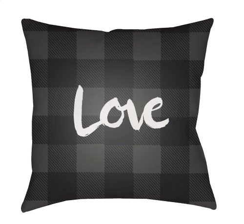 "Love II HEART-019 20"" x 20"""