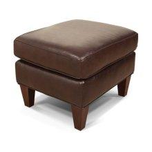 Leather Lyle Ottoman 8437AL