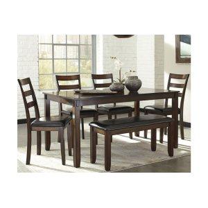 Ashley FurnitureSIGNATURE DESIGN BY ASHLEYDining Room Table Set (6/cn)