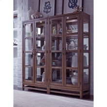 Curio Bunching Cabinets