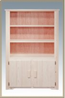 Homestead Bookcase with Storage Product Image
