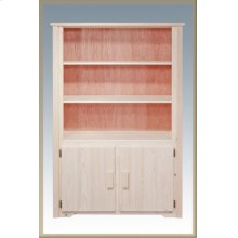 Homestead Bookcase with Storage