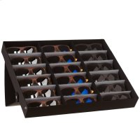 19 pc. assortment Wooden Sunglasses & Display Set Product Image