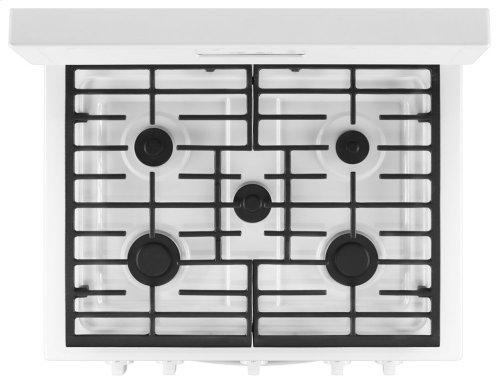 5.1 cu. ft. Freestanding Gas Range with Five Burners