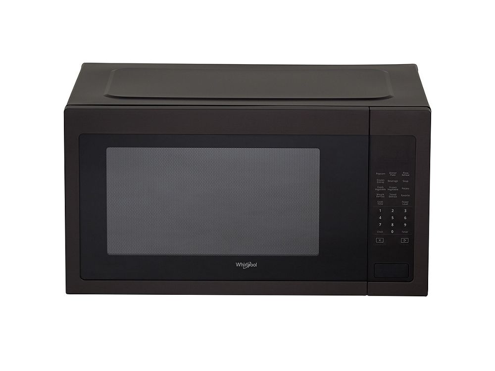 Wmc50522hv Whirlpool 2 2 Cu Ft Countertop Microwave With