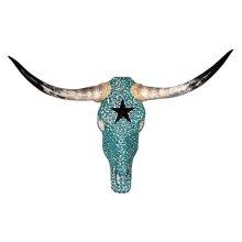 Turq Star Jeweled Head