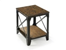 Rectangular Small End Table