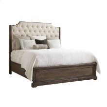 Wethersfield Estate Upholstered Bed - Granite / Queen