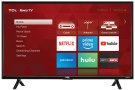 """TCL 40"""" Class 3-Series FHD LED Roku Smart TV - 40S303 Product Image"""