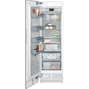 "Gaggenau400 series Vario freezer 400 series Niche width 24"" (61 cm) Fully integrated, panel ready"