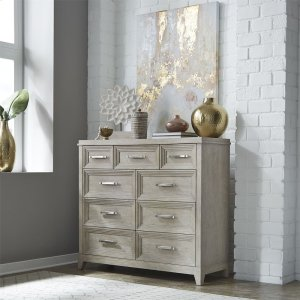 Liberty Furniture Industries9 Drawer Bureau Dresser