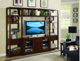 """Danforth Wall Group w/56"""" Console Product Image"""