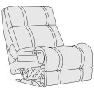 Hartwell Armless Power Motion Chair Product Image