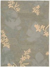 Skyland Sky01 Gre Rectangle Rug 5'6'' X 7'5''