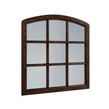 Shop Floor Belgian Window Mirror