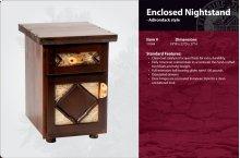 Adirondack Enclosed Nightstand