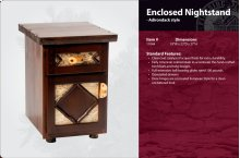 Adirondack Enclosed Nightstand