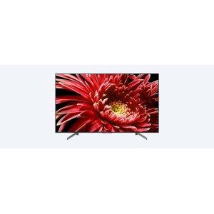 SonyX850G  LED  4K Ultra HD  High Dynamic Range (HDR)  Smart TV (Android TV )