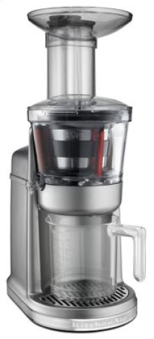 Maximum Extraction, Slow Juicer - Contour Silver