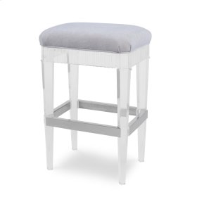 Fluted Barstool