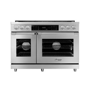 "Dacor48"" Heritage Dual Fuel Pro Range, DacorMatch, Liquid Propane/High Altitude"