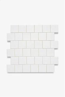 "Claypaper Handmade 2"" x 2"" Staggered Mosaic STYLE: CZSM22"