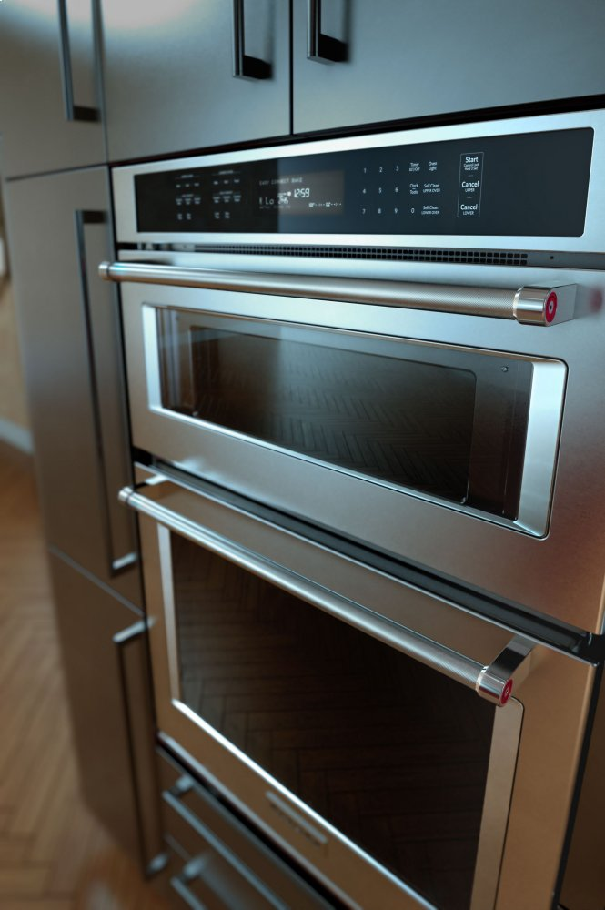 Koce500ess Kitchenaid 30 Combination Wall Oven With Even