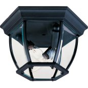 Crown Hill 3-Light Outdoor Ceiling Mount