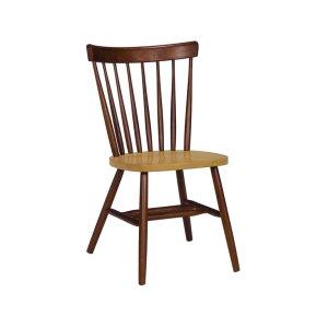 JOHN THOMAS FURNITURECopenhagen Chair in Cinnamon & Espresso