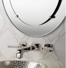"Oval Mirror-3"" Border"