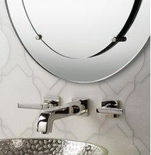 "Oval Mirror-3"" Border"