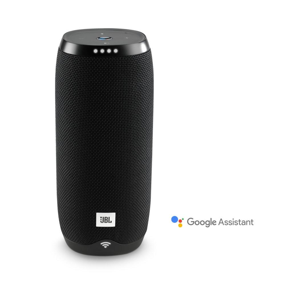 JBL Link 20 Voice-activated portable speaker  BLACK