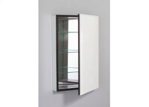 Flat Beveled Mirror Cabinet