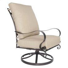 Hi-back Swivel Rocker Lounge Chair