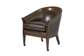 Colwith (with Casters) Upholstered Chair - Games Chair