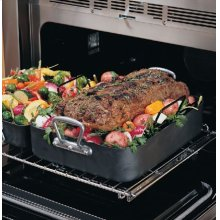 "GlideRack for 27"" Discovery Series Wall Ovens"